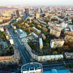 Гостиница Partner Guest House Klovskyi 3* Апартаменты с различными типами кроватей фото 2