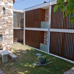 Отель A. Montesinho Turismo 3* Стандартный номер разные типы кроватей фото 3