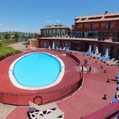Отель Vita Toledo Layos Golf 4* Стандартный номер с различными типами кроватей фото 3