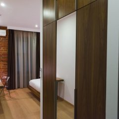 Дизайн-отель Brick 4* Номер Делюкс с различными типами кроватей фото 5