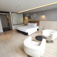 Отель The Heritage Hotels Bangkok 4* Номер Комфорт с различными типами кроватей фото 3