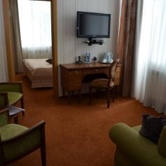 Мини-отель Крокус SPA Стандартный номер с различными типами кроватей фото 7