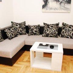 Апартаменты Azzuro Lux Apartments Апартаменты с различными типами кроватей фото 24
