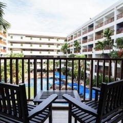 Отель Deevana Plaza Phuket 4* Номер Делюкс с двуспальной кроватью фото 4