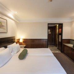 Boulevard Hotel Bangkok 4* Улучшенный номер с двуспальной кроватью фото 2