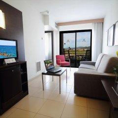 Aqua Hotel Montagut Suites 4* Номер Сьют Стандарт с различными типами кроватей фото 2