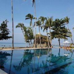 Отель Blue Oceanic Bay бассейн фото 2