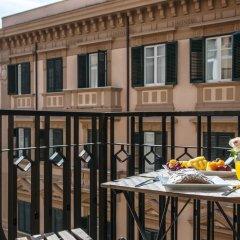 Отель Due Passi Италия, Палермо - отзывы, цены и фото номеров - забронировать отель Due Passi онлайн балкон