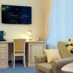 Гостиница Грин Лайн Самара 3* Стандартный номер с разными типами кроватей фото 4