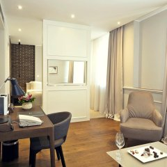 Envoy Hotel Belgrade 4* Стандартный номер с различными типами кроватей фото 3