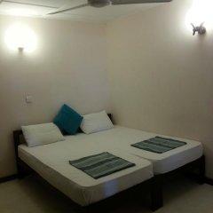 Отель Thiranagama Beach Hotel Шри-Ланка, Хиккадува - отзывы, цены и фото номеров - забронировать отель Thiranagama Beach Hotel онлайн комната для гостей фото 3