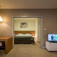 Отель Invite Wroclaw 4* Люкс с различными типами кроватей фото 5