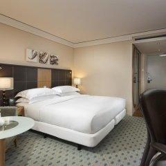 Отель Hilton Dresden 4* Стандартный номер с различными типами кроватей фото 5