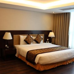 Muong Thanh Holiday Dien Bien Phu Hotel комната для гостей