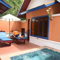 Отель Anantara Lawana Koh Samui Resort 3* Бунгало Делюкс фото 19