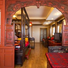Zen Garden Hotel Lion Hill Yard 3* Люкс с различными типами кроватей фото 4