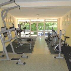 Отель Yassen VIP Apartaments фитнесс-зал