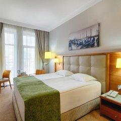 Гостиница CityHotel 4* Номер с различными типами кроватей фото 2
