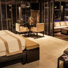 Отель Nikki Beach Resort 5* Люкс с различными типами кроватей фото 36