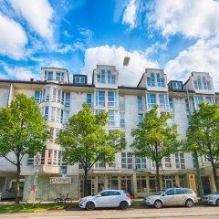 Leonardo Hotel München City West парковка