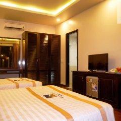 Отель Hoi An Phu Quoc Resort 3* Номер Делюкс с различными типами кроватей фото 2