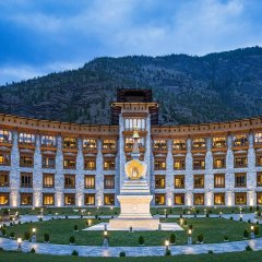 Le Meridien Paro, Riverfront in Paro, Bhutan from 182$, photos, reviews - zenhotels.com photo 2