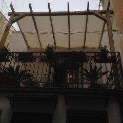 Отель Il Sommacco Италия, Палермо - отзывы, цены и фото номеров - забронировать отель Il Sommacco онлайн балкон