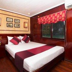 Отель Swan Cruises Halong комната для гостей фото 4
