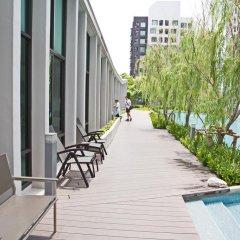 Отель The Fuse балкон
