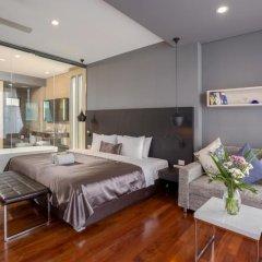 Отель X10 Seaview Suite Panwa Beach Люкс с двуспальной кроватью фото 7