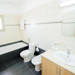 Отель Oceanview Villa 089 Кипр, Протарас - отзывы, цены и фото номеров - забронировать отель Oceanview Villa 089 онлайн ванная фото 2