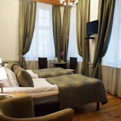 Отель Kristof Hotel Латвия, Рига - отзывы, цены и фото номеров - забронировать отель Kristof Hotel онлайн комната для гостей фото 4
