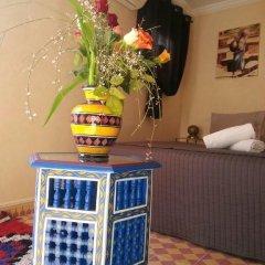 Отель Riad Sarah et Sabrina Марокко, Марракеш - отзывы, цены и фото номеров - забронировать отель Riad Sarah et Sabrina онлайн питание фото 2