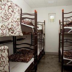 Хостел Z-Hostel Кровать в общем номере с двухъярусной кроватью фото 2