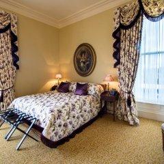 Отель Crossbasket Castle Великобритания, Глазго - отзывы, цены и фото номеров - забронировать отель Crossbasket Castle онлайн комната для гостей фото 11