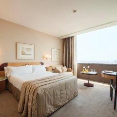 Отель Fairmont Rey Juan Carlos I 5* Номер Делюкс с различными типами кроватей фото 3