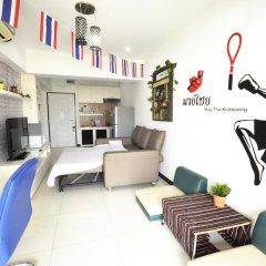 Отель Bann Sabai Rama Iv 3* Стандартный номер фото 11