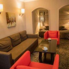 Отель Атлантик 3* Улучшенные апартаменты с различными типами кроватей фото 22