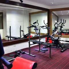 Hotel Uppal International фитнесс-зал фото 2