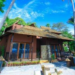 Отель Koh Tao Beach Club 3* Номер Делюкс с различными типами кроватей фото 2