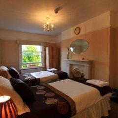 Отель Primrose Guest House 2* Стандартный номер с 2 отдельными кроватями