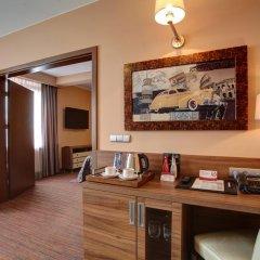 Haston City Hotel 4* Полулюкс с двуспальной кроватью