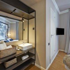 Отель Hostal Central Barcelona Стандартный номер с различными типами кроватей фото 3