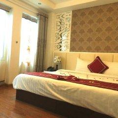 Hanoi Holiday Diamond Hotel 3* Номер Делюкс с различными типами кроватей фото 3