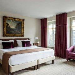 Отель Hôtel Parc Saint Séverin 4* Улучшенный номер с различными типами кроватей фото 3