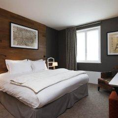 Hotel La Villa Saint Germain Des Prés 4* Стандартный номер с различными типами кроватей фото 7