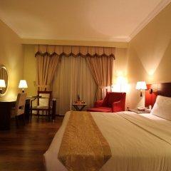 Отель Al Maha Residence RAK 3* Стандартный номер с различными типами кроватей фото 3