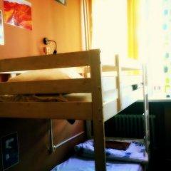 WDj Hostel Кровать в общем номере с двухъярусной кроватью фото 14