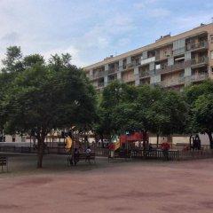 Отель Hostal Athenas парковка