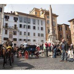 Отель Rome Luxury Rental - Vicolo Palle парковка